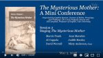<em>The Mysterious Mother</em> Mini-Conference: Session II