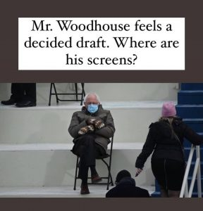 Woodhouse feels a decided draft.